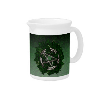 The Pentacle & The Ivy Beverage Pitcher
