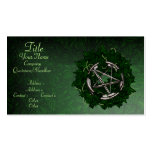 The Pentacle & The Ivy Double-Sided Standard Business Cards (Pack Of 100)