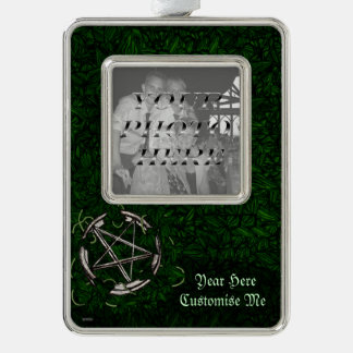 The Pentacle & The Ivy Christmas Ornament