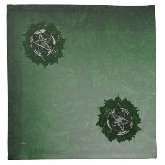 The Pentacle & The Ivy Cloth Napkin