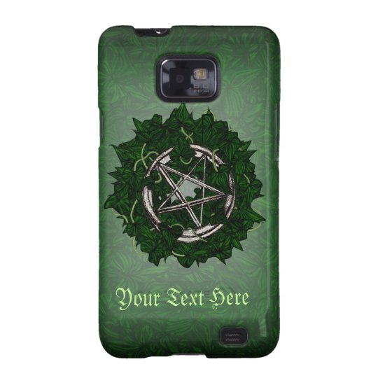 The Pentacle & The Ivy Galaxy SII Cover