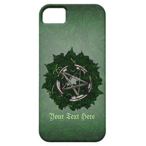 The Pentacle & The Ivy iPhone 5 Cases