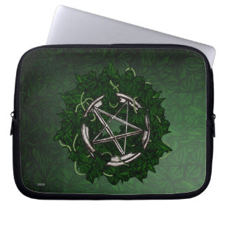 The Pentacle The Ivy Laptop Sleeves