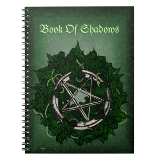 The Pentacle & The Ivy Notebook