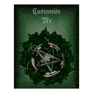 The Pentacle & The Ivy Poster