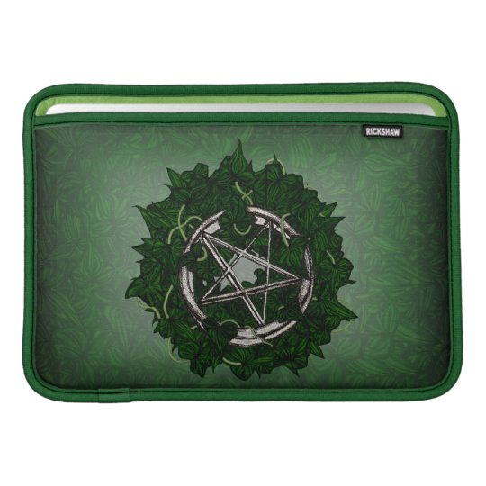 The Pentacle & The Ivy Sleeve For MacBook Air