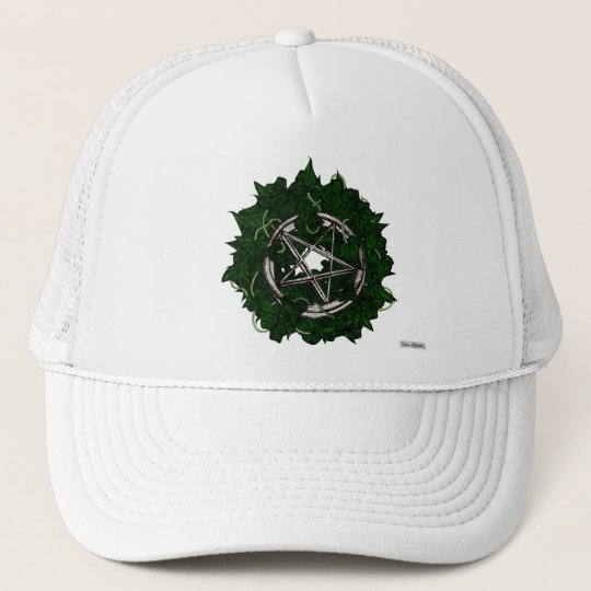 The Pentacle & The Ivy Trucker Hat