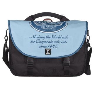 The Pentagon Laptop Bags