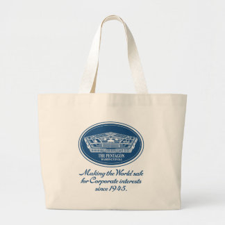 The Pentagon Large Tote Bag