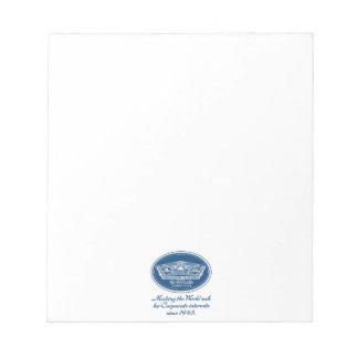 The Pentagon Notepads