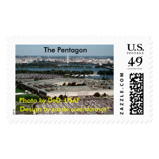 The Pentagon Stamp