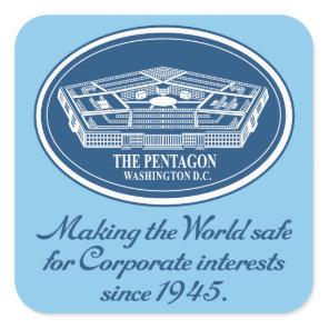 The Pentagon Sticker
