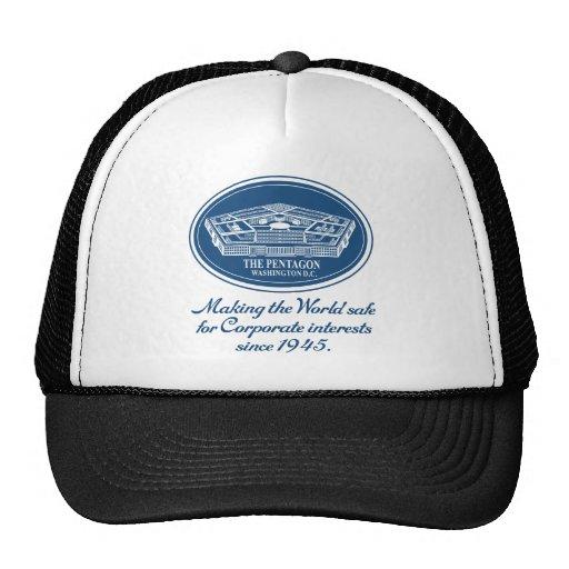 The Pentagon Trucker Hat