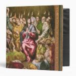 The Pentecost, c.1604-14 3 Ring Binder