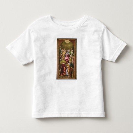 The Pentecost, c.1604-14 Toddler T-shirt