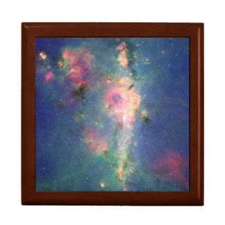 The Peony Nebula Jewelry Box