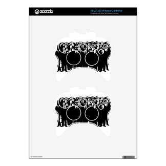 the people of anonymous xbox 360 controller skin