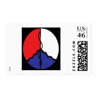 THE PEOPLE OF THE US WANT PEACE POSTAGE STAMPS