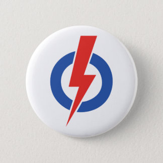 The People's Action Party Pinback Button