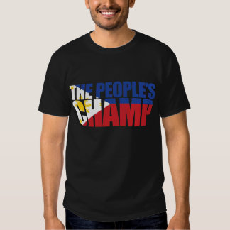 The People's Champ T Shirts