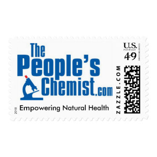 The People's Chemist Postage Stamp