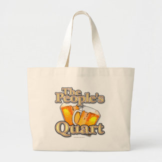 The Peoples Quart Tote Bags