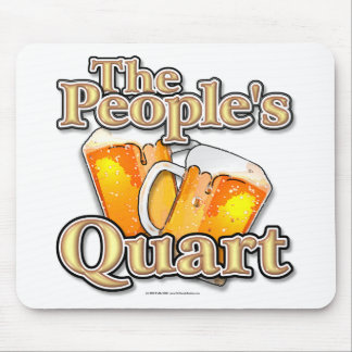 The Peoples Quart Mouse Pad