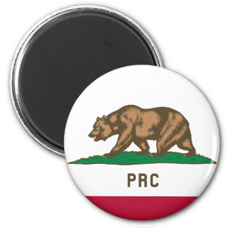 The People's Republic of California Magnet