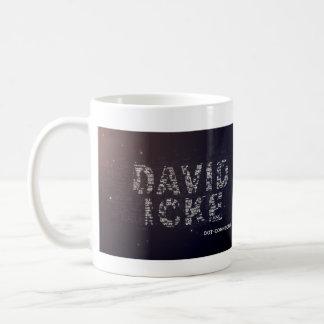 The Peoples Voice TV David Icke Dot Connector Coffee Mug
