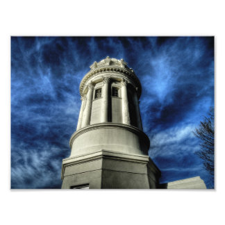 The Pepper Pot Photographic Print