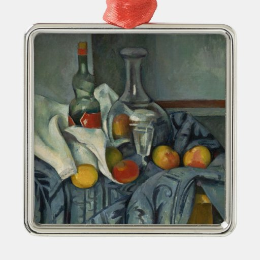 The Peppermint Bottle, 1893-95 (oil on canvas) Christmas Tree Ornament