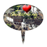 The Pepperpot Godalming Surrey Cake Toppers
