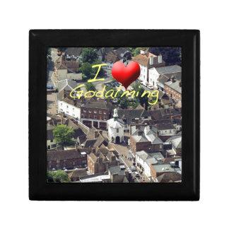 The Pepperpot Godalming Surrey Jewelry Box