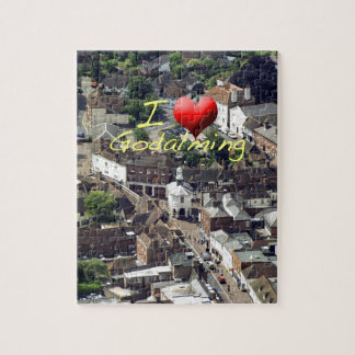 The Pepperpot Godalming Surrey Jigsaw Puzzle