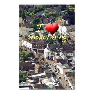 The Pepperpot Godalming Surrey Stationery Design