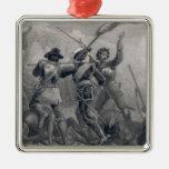 The Pequod War Ornaments