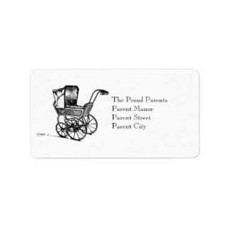 The Perambulator Label