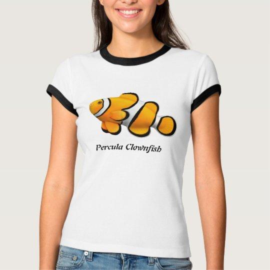The Percula Clownfish Customizable T-Shirt