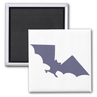 The Perfect Bat 2 Inch Square Magnet