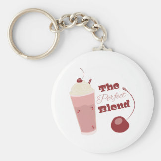 The Perfect Blend Key Chains