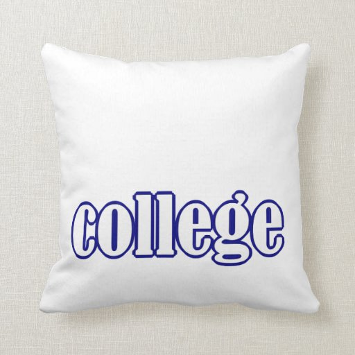 The Perfect College Dorm Pillow
