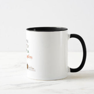 The Perfect Combination Ringer Mug