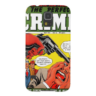 The Perfect Crime #12 Cases For Galaxy S5