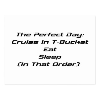 The Perfect Day Cruise In Tbucket Eat Sleep In Tha Postcard