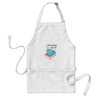 THE PERFECT DAY OFF APRONS