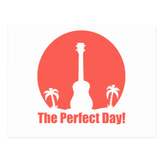 The Perfect Day Postcard