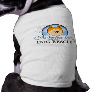 The Perfect Dog Doggy T-Shirt Dog Clothes