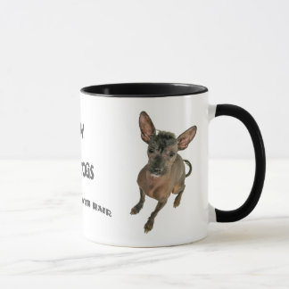 the perfect dog mug