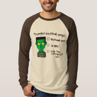 The perfect eco-friendly project shirt
