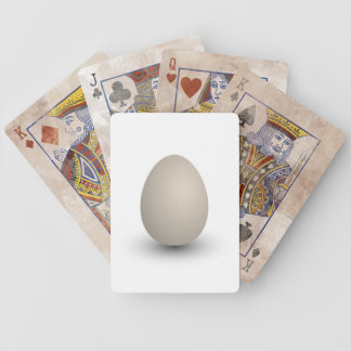 the perfect egg bicycle playing cards